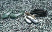 dettagli di stile - ballerina Melissa - ballerina argento porselli vecchia - espadrillas nera spagnola spain