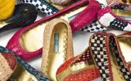 Prada-Made-In-India-Flats ballerie - non si dice piacere