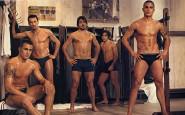 dolce & gabbana - underwear campagna pubblicitaria calciatori spogliatoio 2006 - non si dice piacere