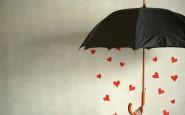 ombrello cuori