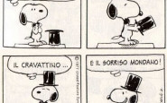 Snoopy capodanno