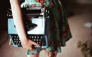 scrivere errori blog rete macchina da scrivere refusi - non si dice piacere