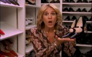 Carrie A Vogue Idea - Shoe Closet - scarpe manolo- stupore - sex and the city - non si dice piacere - bon ton buone maniere