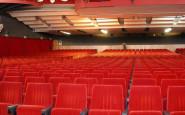 ariston - teatro - poltrone rosse - attesa - sanremo 2013 festival canzone italiana - non si dice piacere bon ton buone maniere