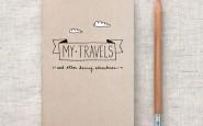 my travels- countdown- appunti- viaggio- valigie-non-si-dice-piacere- bon-ton-buone-maniere