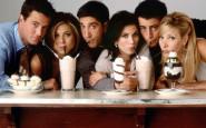 friends - amici - ospite perfetto - gelato- cena- quando-si-e-ospiti