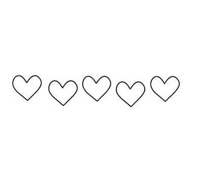 cuori disegnare amore san valentino- non-si -dice-piacere