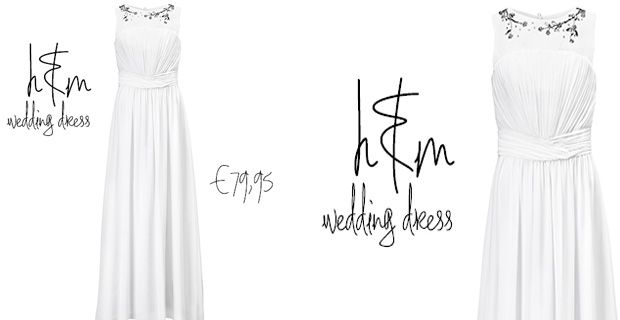sposa wedding dress vestito matrimonio - h&m -non si dice piacerejpg