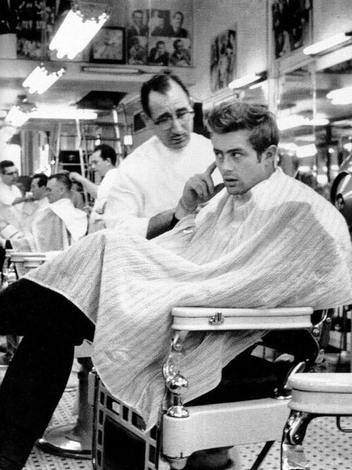 barber-barbiere-non-si-dice-piacere-galateo bon ton-dopobarba-profumo- james dean