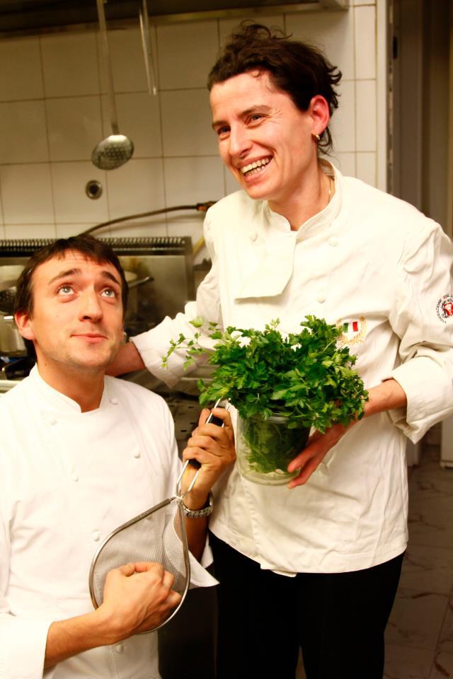con il ristorante il mestolojpgmatia barciulli-chef-osteria di passignano-chianti-stelel michelin-non-sidice-piacere-blog-bon-ton-interviste