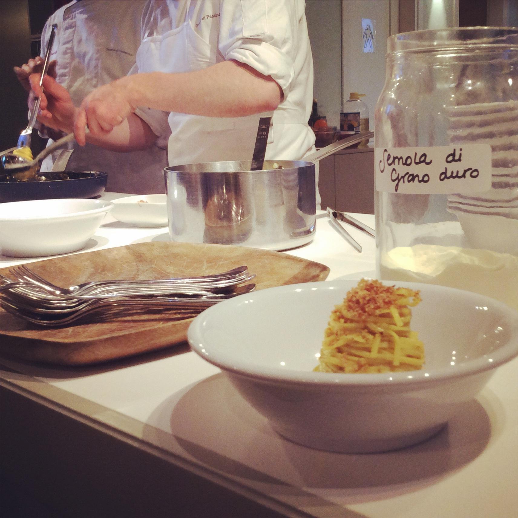 matia barciulli-chef-osteria di passignano-chianti-stelel michelin-non-sidice-piacere-blog-bon-ton-interviste - Il vero segreto