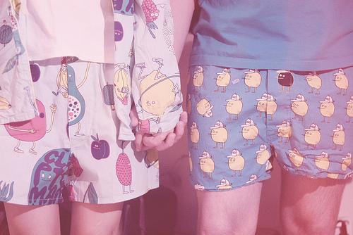 pigiama-coppia-bon-ton-galateo-non-si-dice-piacere