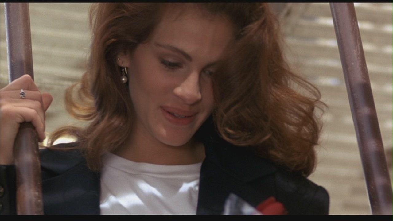 Edward-Vivian-in-Pretty-Woman-movie-couples-2white t shirt maglietta bianca tee- non si dice piacere