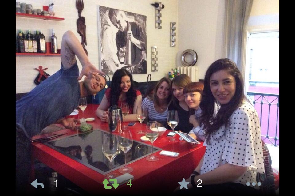 a cena da rugiati - lagostina blogger-laura the old now -papaer project-artemisia-un biscotto al giorno