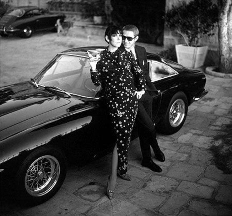 buona maniere uomo gentleman-steve-mcqueen-s-house-and-car-collection- bouna maniere -non si dice piacere