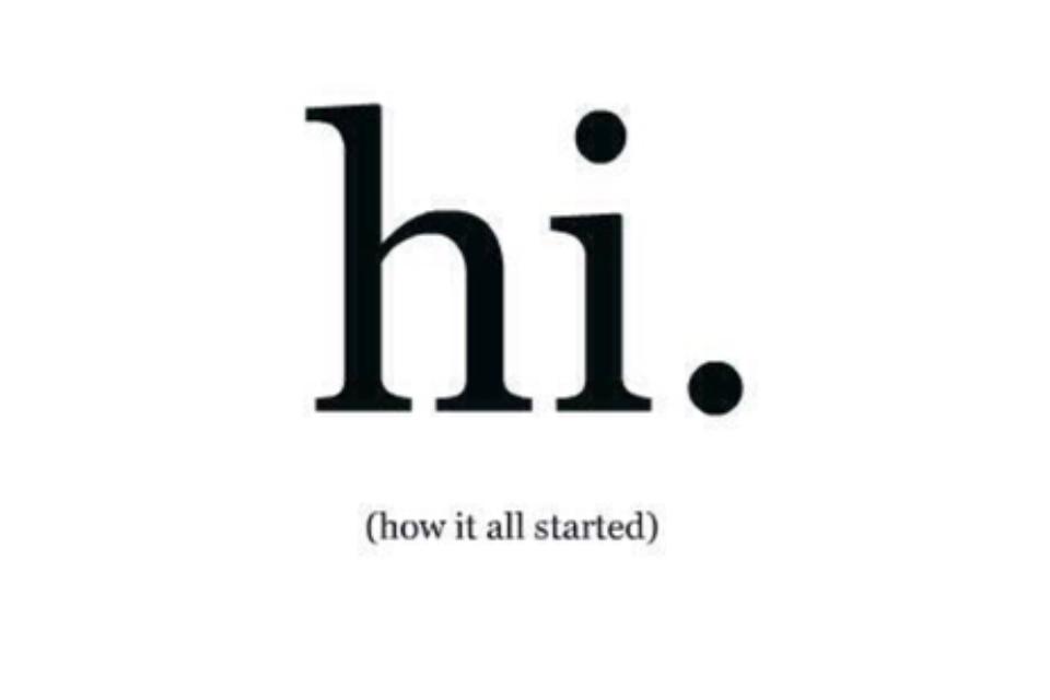 saluto- hi-ciao-non si dice piacere- bon ton buone maniere-galateo