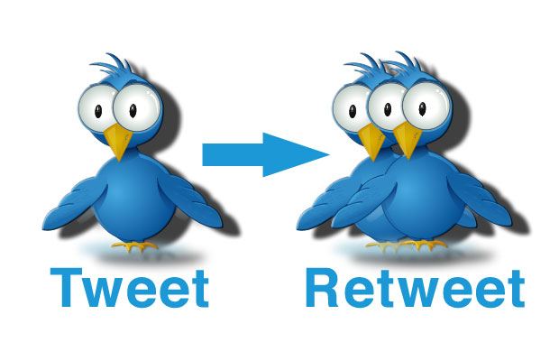 TweetRetweet-nonsidicepiacere-bon ton buone maniere