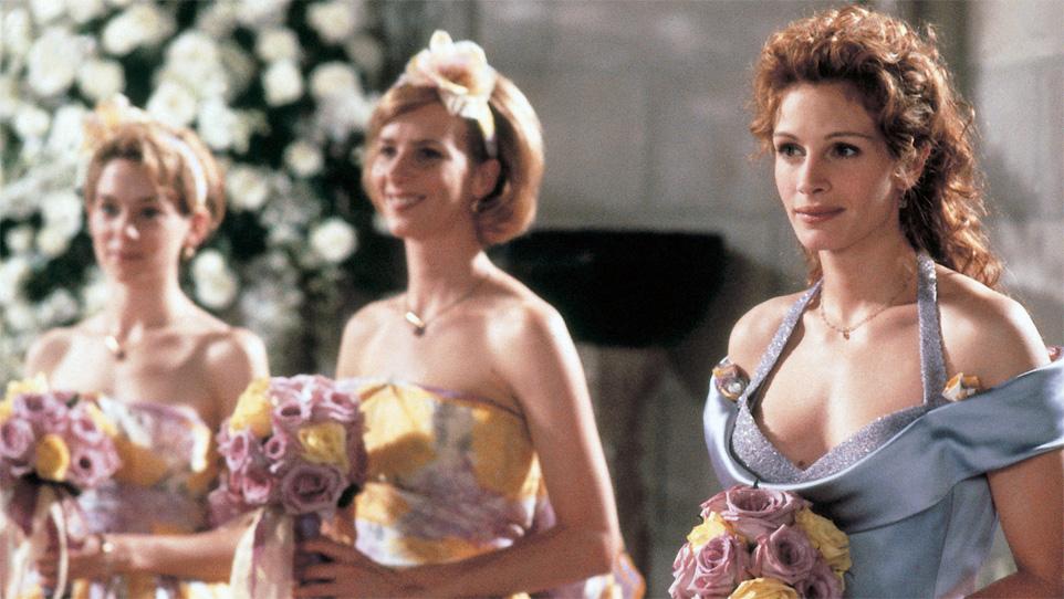 il matrimonio del mio migliore amico- damigelle- colore vestito-non si dice piacere bon ton