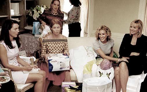 miranda- sex and the city- gravidanza-futura - mamma-non si dice piacere-galateo-bon -ton- familia inglese-kate middleton