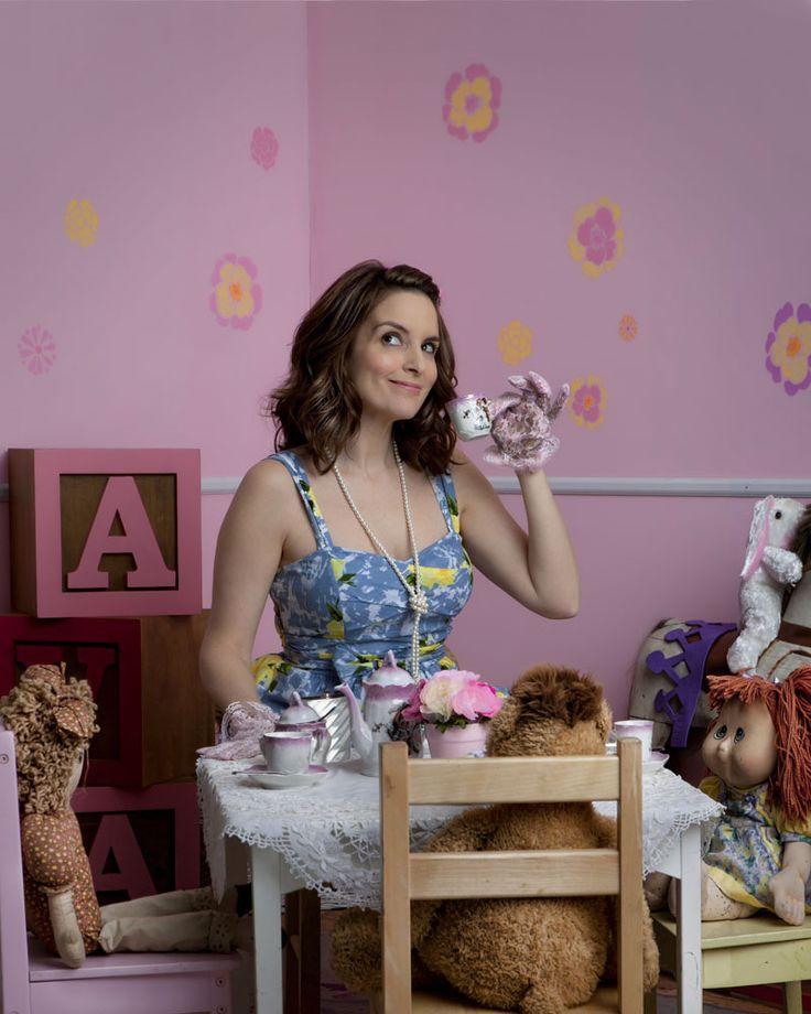 tina fey- mignolino- tea time- non si dice piacere- galateo bon ton buone maniere- blog