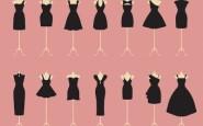 tubino-nero-vestiti-nero-estate-buone maniere-bon-ton