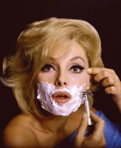 virna-lisi-barba-come portarla-galateo-buon gusto-non si dice piacere-bon ton