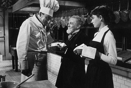 Audrey-Hepburn-Sabrina-Souffle- rimandare-ristorante-galateo-bon-ton-cliente-non-si-dice-piacere-rimandare-indietro-piatto