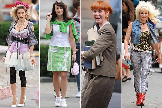 The-Sex-and-the-City-flashback-from-the-second-movie-mode-estate-anni-90-vintage-dimenticata-tendenze-brutta-non-si-dicepiacere-blog-buone-maniere