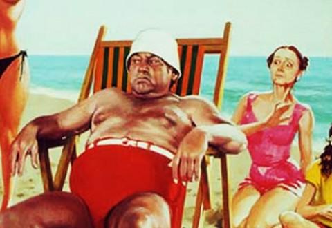 Fantozzi-in-spiaggia-ferragosto-buone maniere-bonton-tradizioni-non-si-dice-piacere