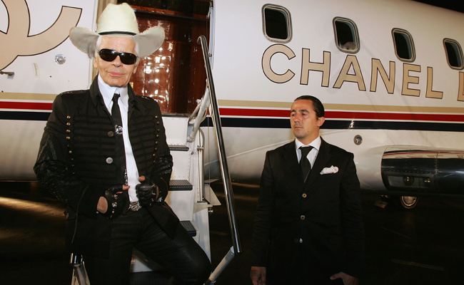 Chanel Cruise Show Presented By Karl Lagerfeld - Inside