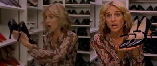 Carrie-Bradshaw-Mary-Jane-Manolo-Blahnik- donne-parlare-logica-scarpe-fiori-aldo-shoes-non-si-dice-piacere-blog