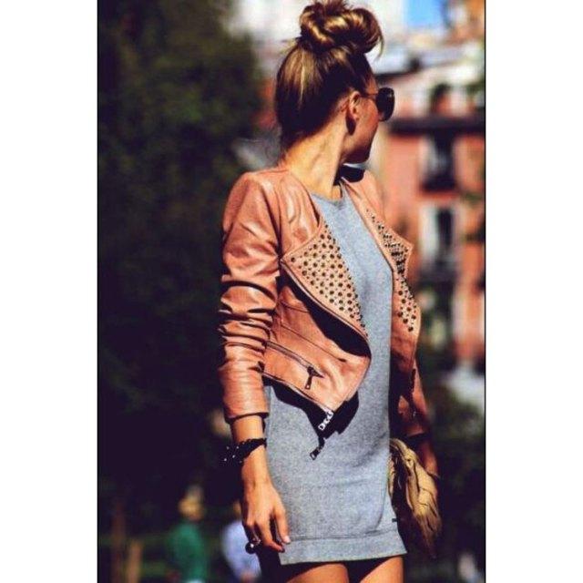 giacca-pelle-rosa-chiodo-giacca-pelle-primavera-estate-2015-colori-non-si-dice-piacere-buon-gusto-trend-primavera-blog.