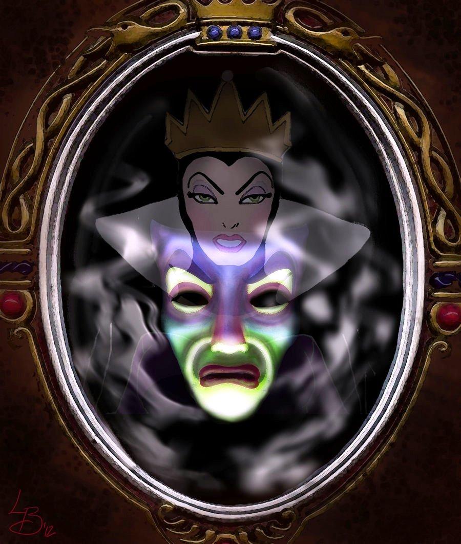 specchio- biancaneve- strega-verità-amiche-single-acide-amore-bon-ton-eleganza-bugie-non-si-dice-piacere-galateo