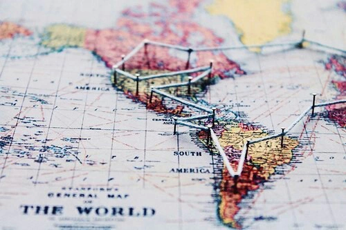 cartina - mappa-nuove-scoperte-lifestyle-non-si-dice-piacere-bon-ton buone-maniere-blog-galateo
