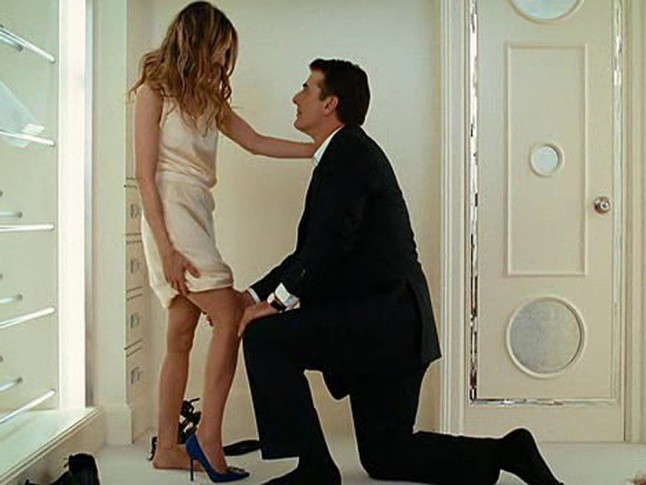 Carrie-Bradshaw-Mr-Big-Shoe-Proposal-chateau-monfort-blogger-dior-cosmetics-beauty-non-si-dice-piacere-bon-ton