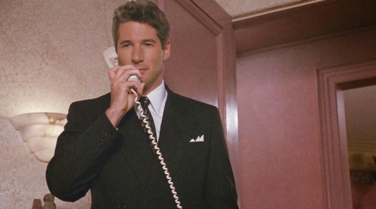 Edward-Vivian-in-Pretty-Woman- bianco rosso verdone- telefono-richiamare-bon-ton-galateo-richiamre-segreteria-telefonica-non-si-dice-piacere