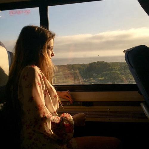 guardare-fuori-finestrino-viaggiare-treno-galateo-bon-ton-viaggiatore-buone-maniere-viaggi-treno-silenzio-non-si-dice-piacere