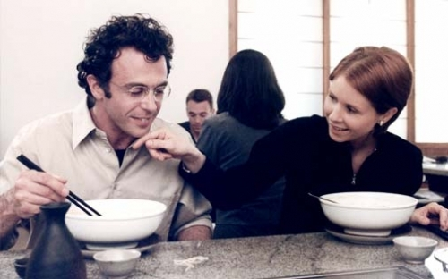 miranda - steve-sex and the city a tavola - budino-cameo-mise-en-place- bon ton-cucina-galateo-cuoco non sid ice piacere bon ton