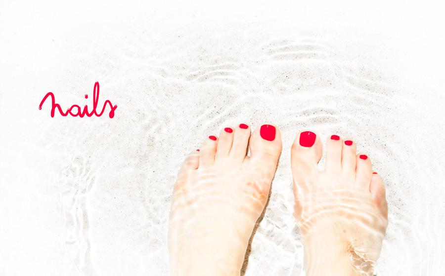 nails garancedore- pedicure- smalto- estate-cura-smalto- non si dice piacere-blog-buone maniere