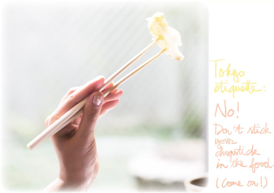 tokyo-etiquette-garance-dore-chops-cucina -giapponese