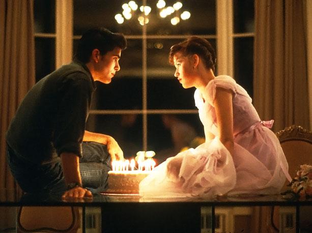 SIXTEEN-CANDLES estate film tv vecchi un compleanno da ricordaer