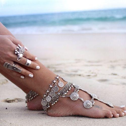 anelli spiaggia piedi woostoc