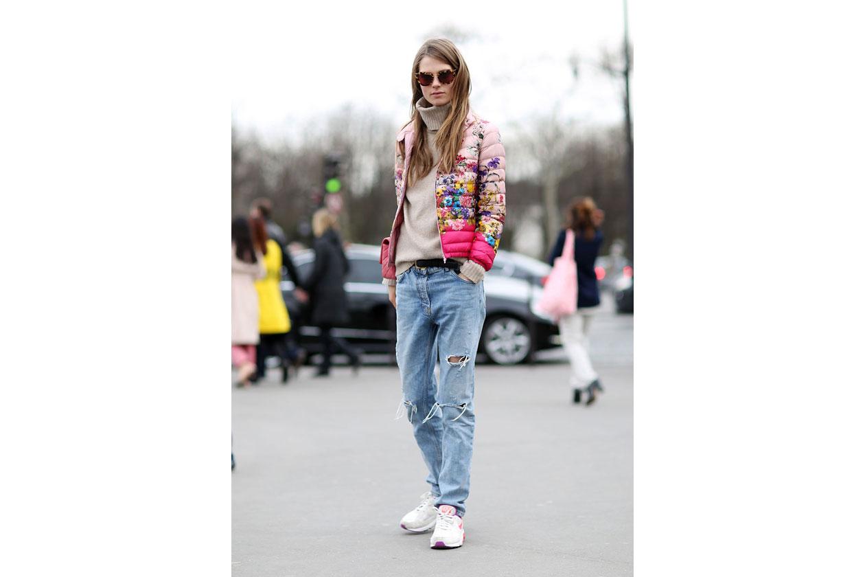 VictoriaAdamson-piumini colorati- come indossare piumino