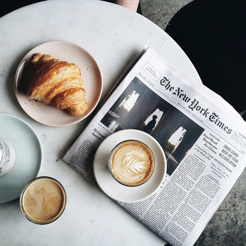 bar new york times colazione