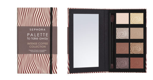 beauty routine palette- mattina vacanze estate post