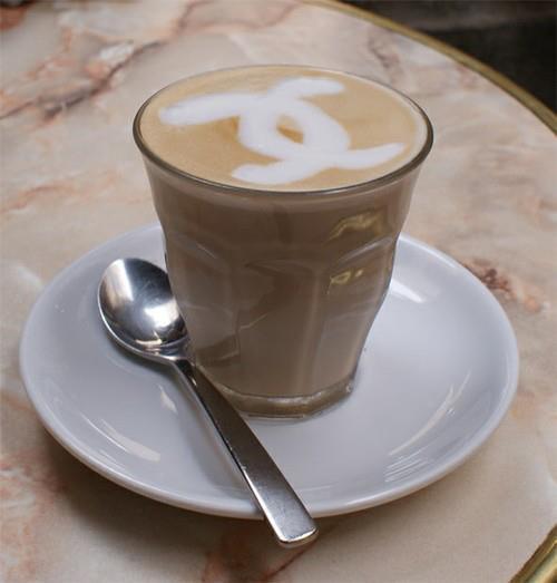 caffè macchiato-chanel-non si dice piacere