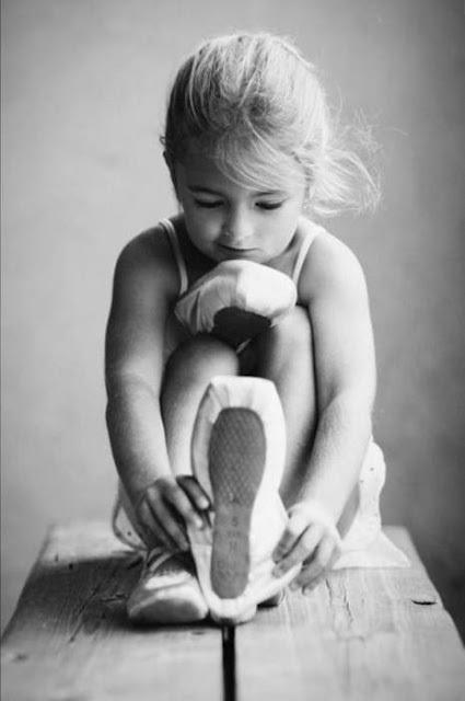 dance ballo scarpe metterle lacci