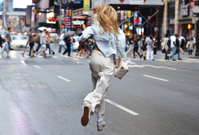 run corsa street style fashion moda tendenza