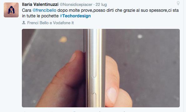 Ilaria- Francesca Vodafone domande senza risposta