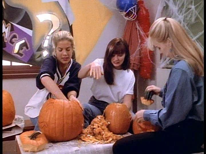 halloween-beverly hills-cultura americana tv